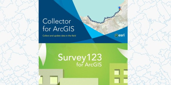 Feature image news Collector and Survey123 for ArcGIS