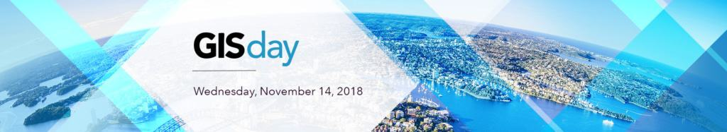 GIS Day 2018 ENG