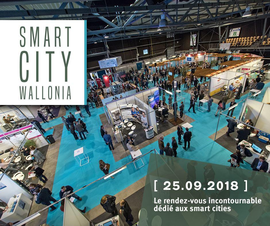 Smart City Wallonia 2018