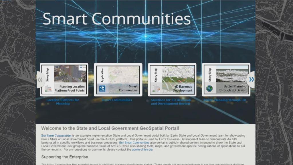Esri Days 2018 - SmartCommunities