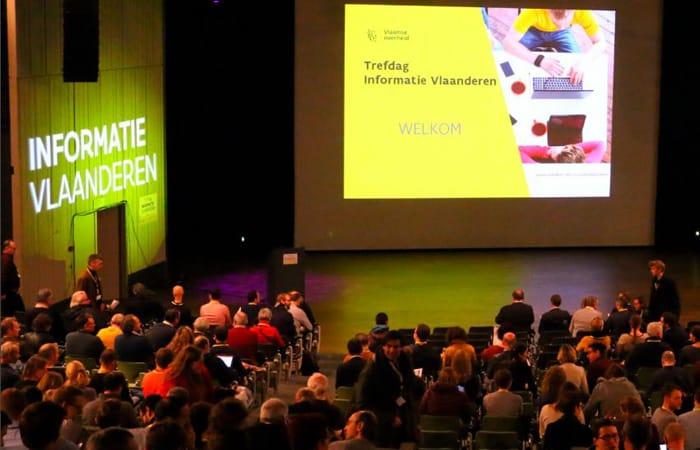 Event - Trefdag Digitaal Vlaanderen 2018