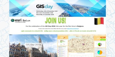 Feature image news - GIS Day 2018