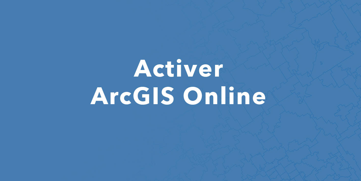 C_Feature image Helpdesk Activate ArcGIS Online