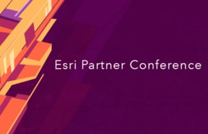 Event announcement Esri Partner Conference 2019 Palm Springs
