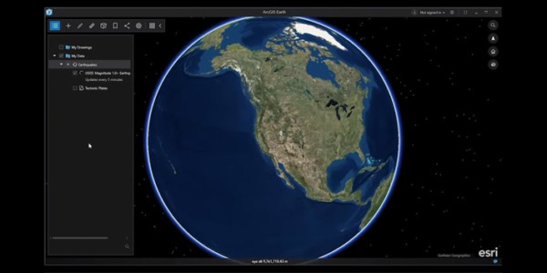 Feature image new ArcGIS Earth 1.9