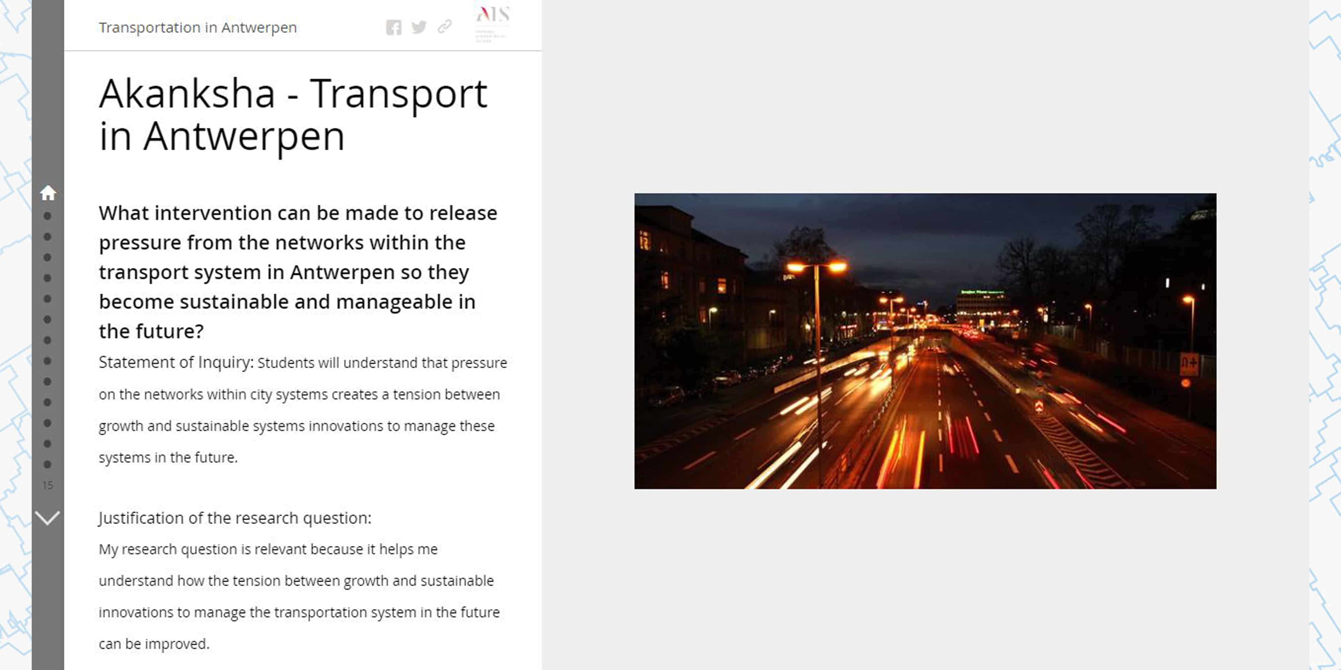 Feature image news - Transportation in Antwerp