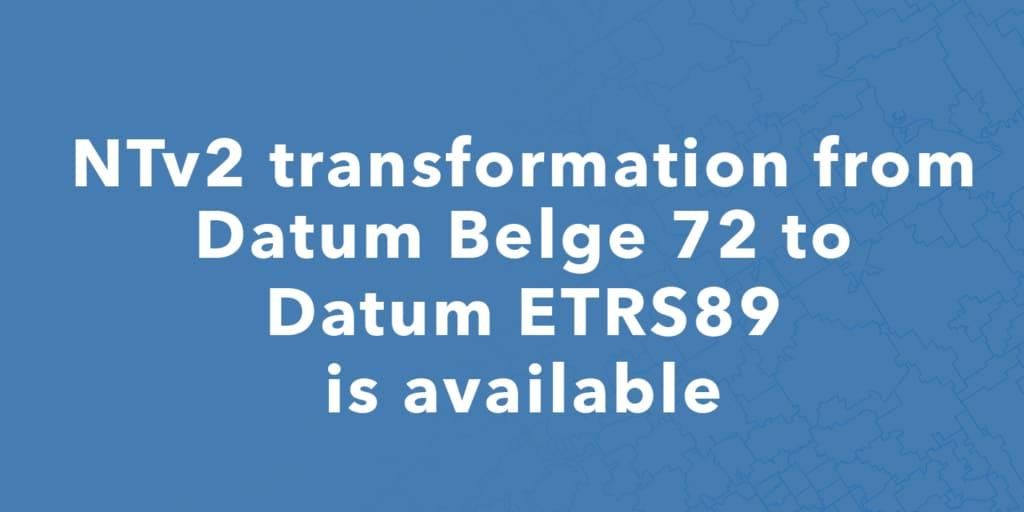 Feature image Helpdesk NTv2 transformation