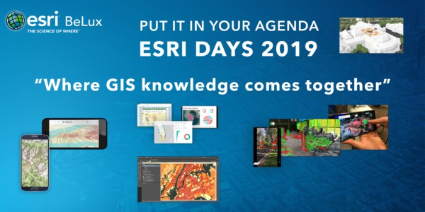 Featured Image News Esri Days 2019