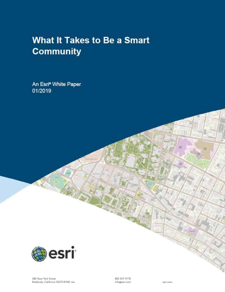 Front Page White Paper - Smart City
