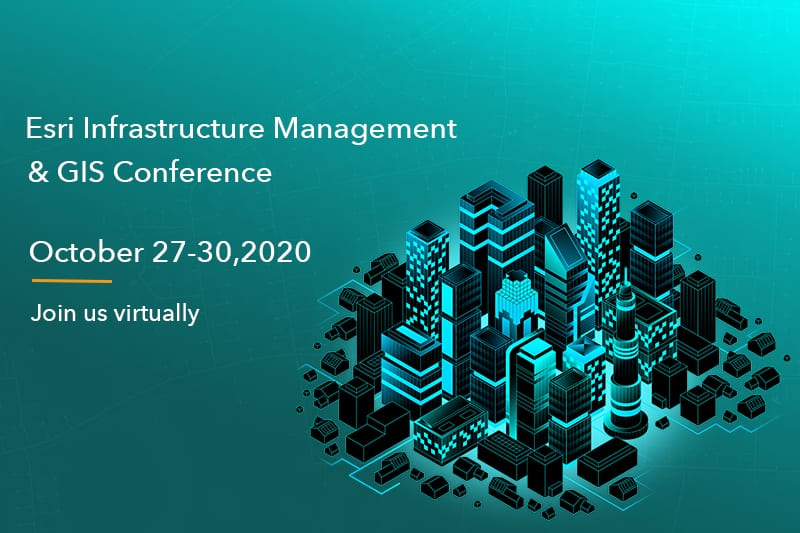 Featured image - Esri Infrastructure Management & GIS Conference