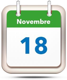 18 november