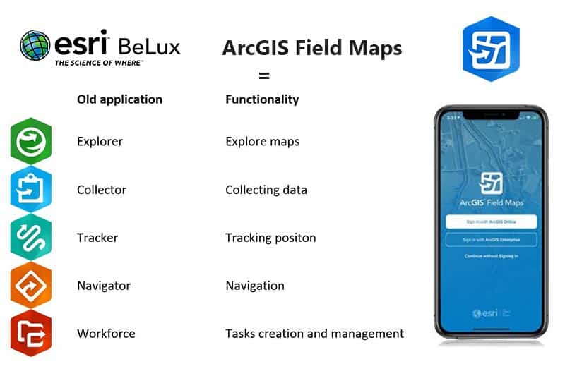 Featured image - ArcGIS Field Maps all in one app
