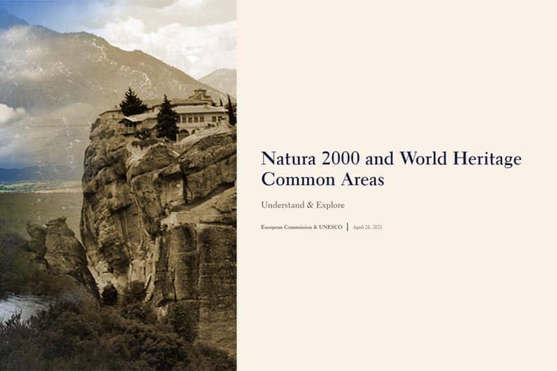 News - Natura 2000 and World Heritage Common Areas